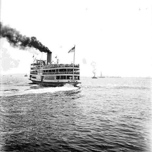 Day Liner at the Battery II