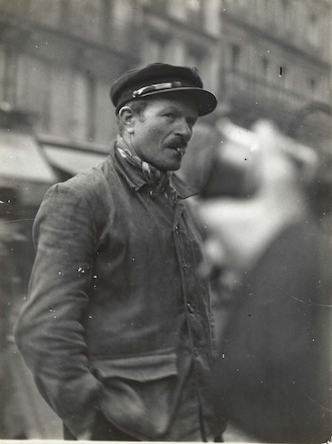 A man of the Faubourg St. Denis