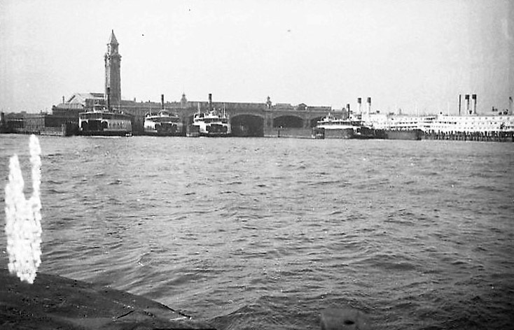 Lackawanna Railroad Ferry Building