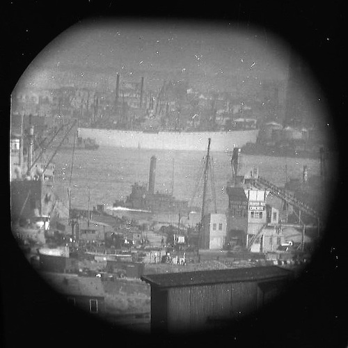 A Window on the East River VI (telescope view)