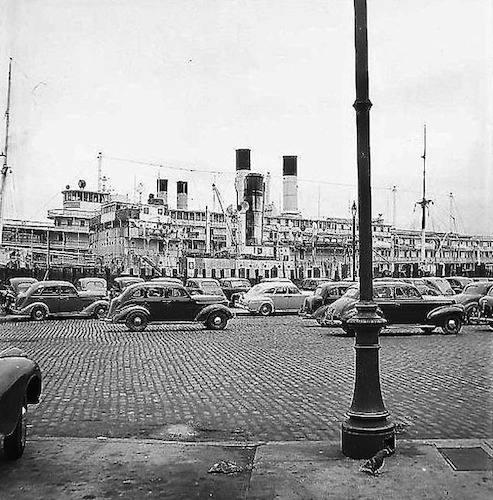 Cars at the Waterfront II
