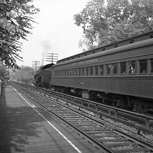 New York Central Train