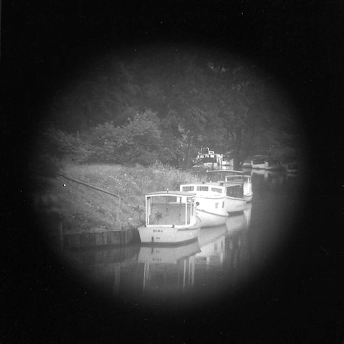 Backwater (telescope view) I