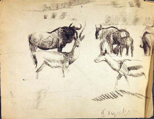Büffel online datiert